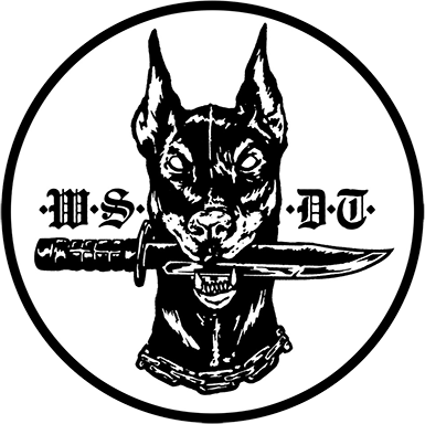 Hinterhof Records T Shirt Wir Sind Die Toten